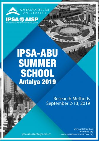 2019 IPSA-ABU Summer School for Social Science Research Methods