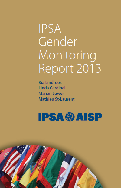 Gender Monitoring 2013