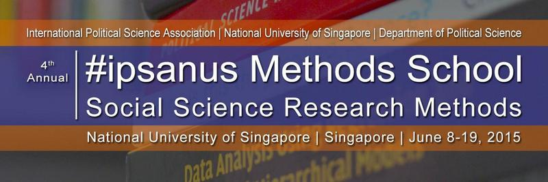 Annual IPSA-NUS Summer School