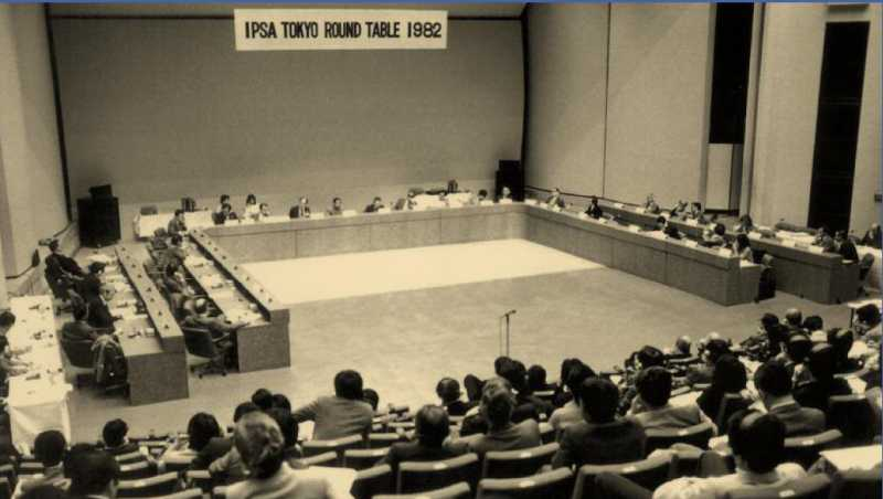 Tokyo Round Table, 1982